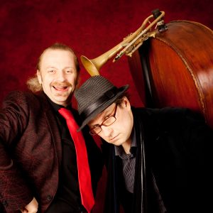 Konzert: Duo Gansch & Breinschmid @ Stadtsaal Mank