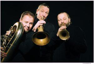 Konzert: Wieder, Gansch & Paul @ Kino Acht Millimeter - Mank